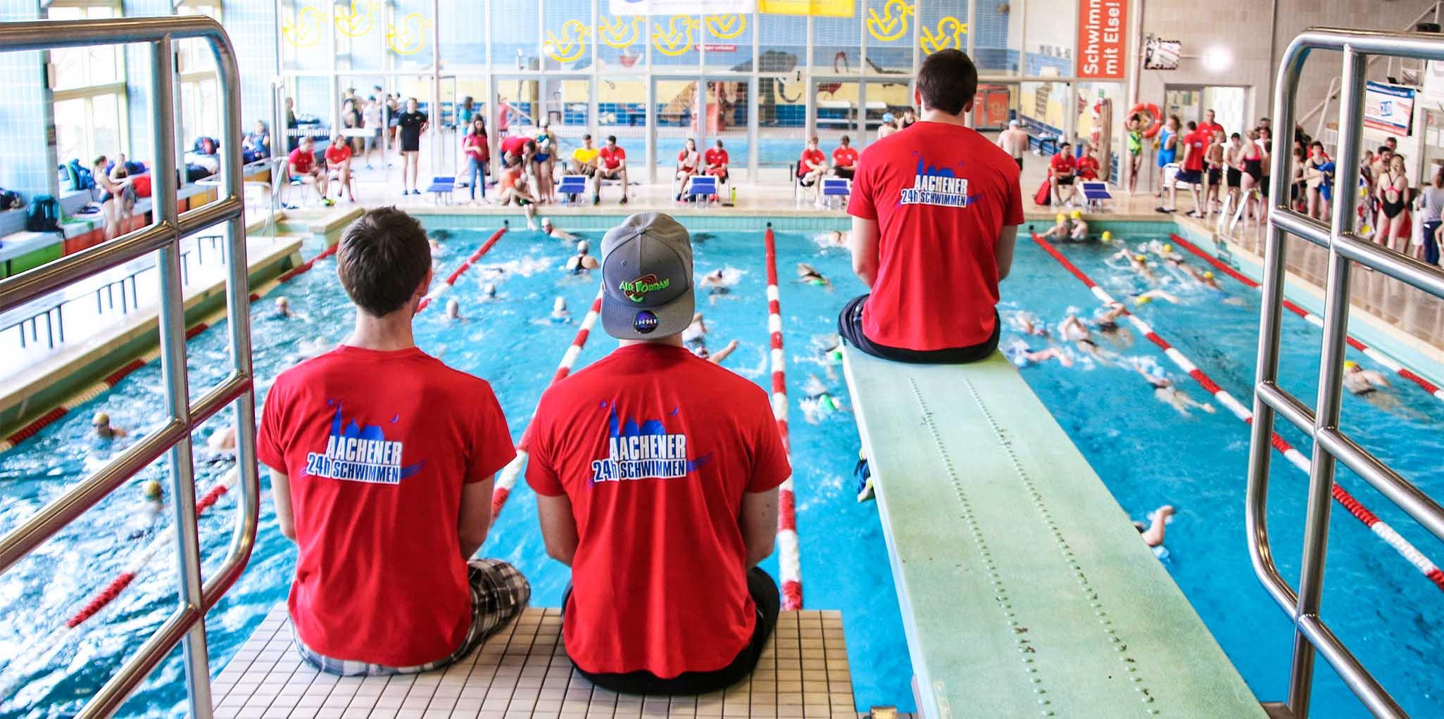 Glückwunsch! Das beliebteste 24h Schwimmen Deutschlands