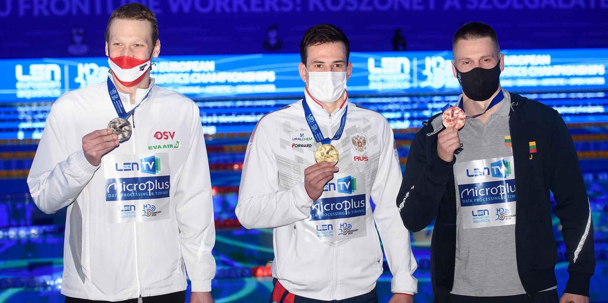 Em Leichtathletik 2021 Medaillenspiegel