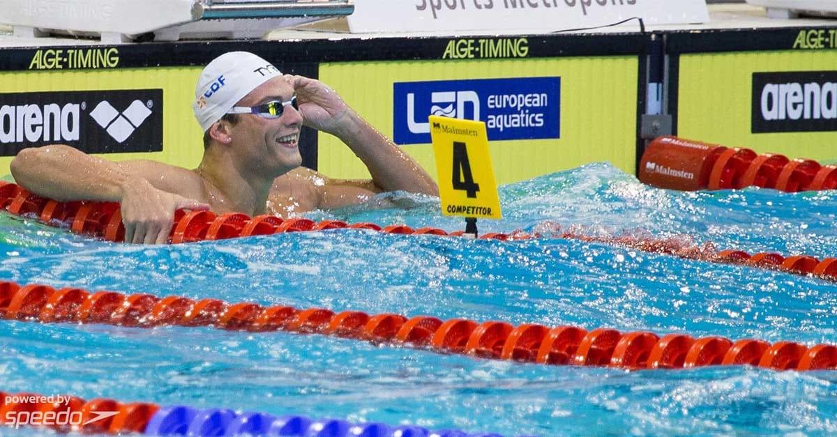 Schnellster Schwimmer