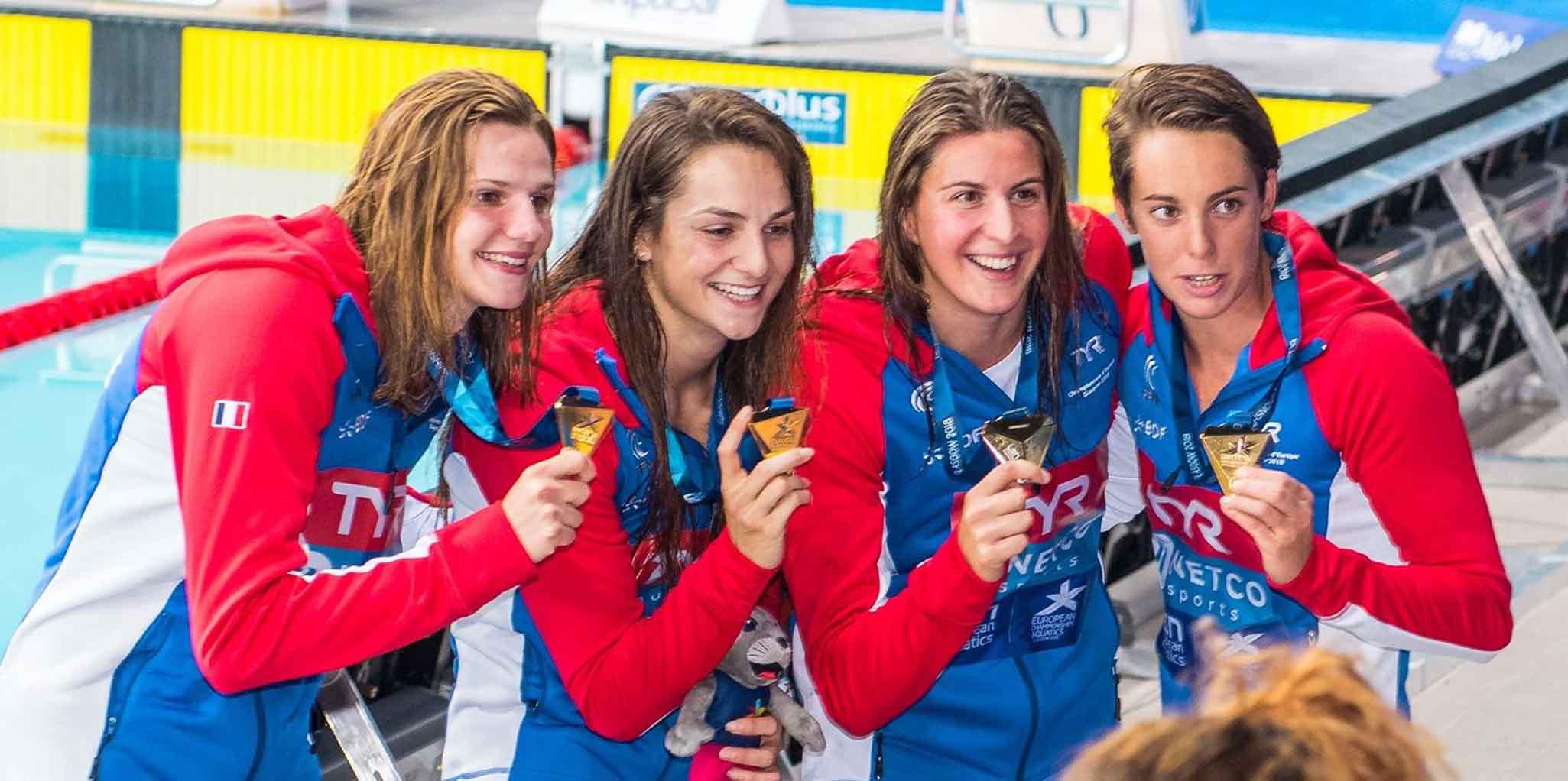 elegantes und robustes Paket wie kauft man groß auswahl Schwimm-EM 2018: Der Medaillenspiegel nach Tag 1